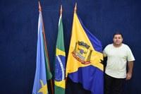 Adriano Nogueira é o novo diretor de Licitação da Câmara