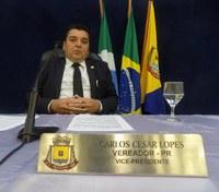 Balanço: Boca de Lata (PR) apresentou 41 proposições no ano