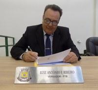Balanço: Luiz do Sindicato (PTB) apresentou 24 proposições no ano