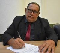 Balanço: Robertão (MDB) apresentou cinco proposições no semestre