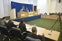 Câmara aprova dez proposições