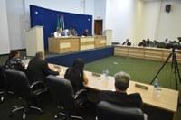 Câmara aprova sete matérias em duas sessões