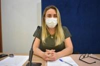 Fabiana Galvão renuncia à primeira-secretaria; Paulinho Machado assume