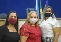 Lei de Tania, Edervânia e Rose cria o Conselho da Mulher