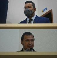 Nego da Borracharia e Tiago do Zico querem as famílias informadas sobre saúde dos internados