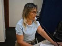 Rose Pereira renuncia à Primeira-Secretaria
