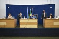 Vereadores debatem orçamento com o prefeito