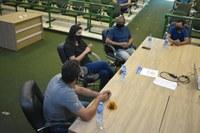 Vereadores discutem programas de habitação com a Suzano
