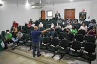 Vereadores participam de início da revisão do Plano Diretor